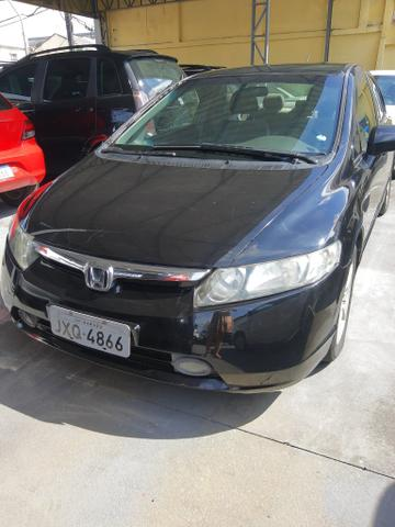 Honda Civic 2007 completo