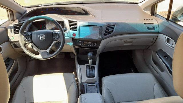 Honda Civic Lxs 13/14 Automático Motor 1.8 - Foto 6