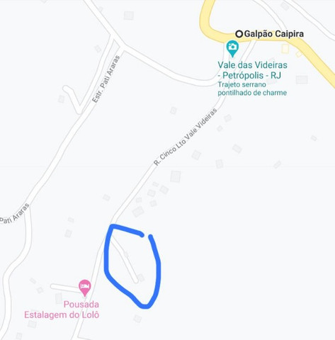 Terreno c/2.000 m² no Vale das Videiras - Foto 9