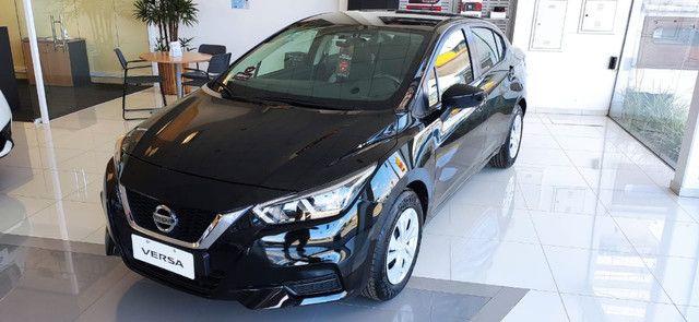 Novo Nissan Versa Sense CVT 2021