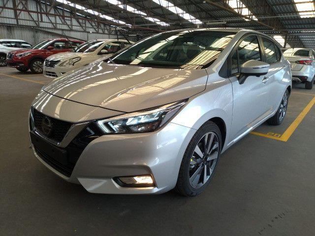 Novo Nissan Versa Exclusive CVT 2021