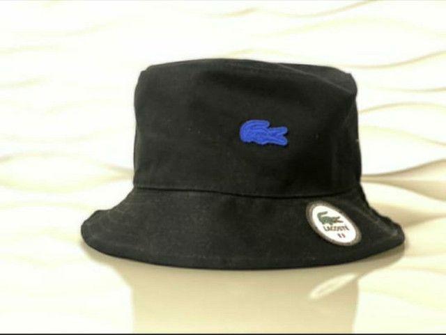 Chapéu Bucket hat, cata ovo, chapéu de pescador, chapéu balde, chapéu do seu madruga. - Foto 4