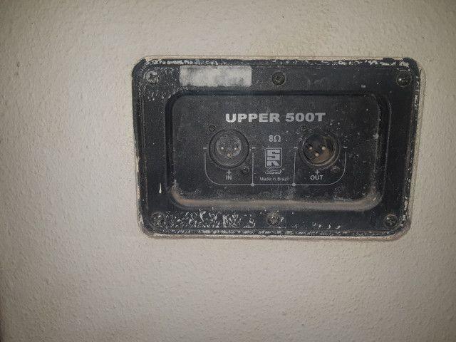 Caixas staner upper 500t 15 polegadas - Foto 2