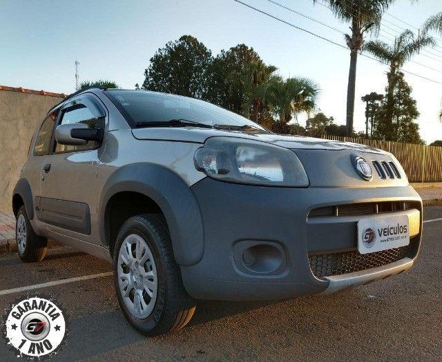 Fiat/ Uno Evo Way flex 2p - Foto 2