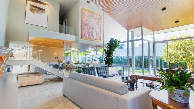 Casa de condomínio para venda tem 400 metros quadrados com 4 quartos em Jardins Paris - Go - Foto 2