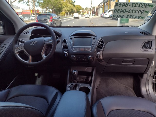 HYUNDAI IX35 GL 2.0 FLEX 2022 COMPLETA AUTOMÁTICA COM 1700 KM ZERO - Foto 11