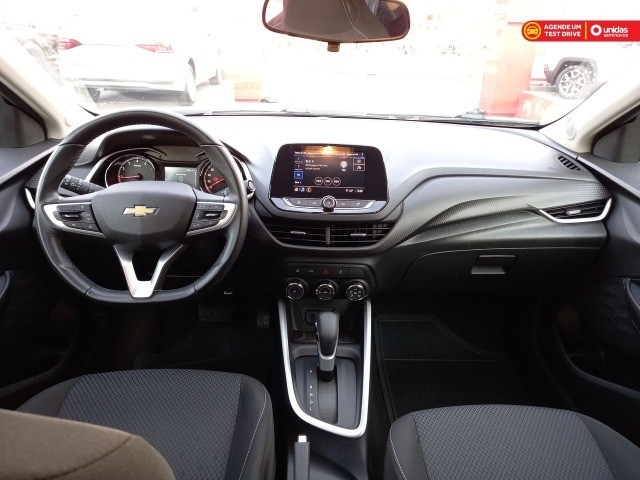 Chevrolet Onix LTZ Plus 1.0 Turbo Flex Automático 2020 - Foto 6
