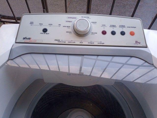 Máquina de lavar Brastemp ative 11kg ZAP 988-540-491 dou garantia - Foto 3