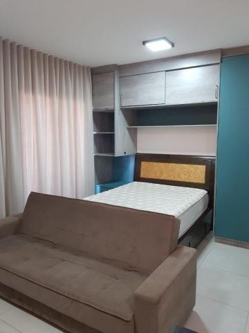 Apartamento com 1 dormitório para alugar, 33 m² por R$ 1.800/mês - Jardim Tarraf II - São  - Foto 8
