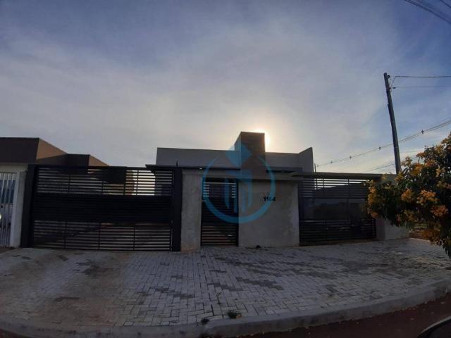 Casa com 2 dormitório à venda, 57 m² por R$ 280.000 - Jardim das Oliveiras II- Foz do Igua - Foto 10