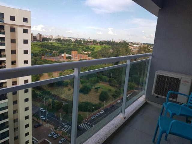 Apartamento com 1 dormitório para alugar, 33 m² por R$ 1.800/mês - Jardim Tarraf II - São  - Foto 3