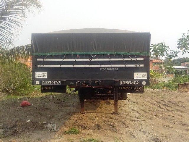 Carreta carga seca - Foto 2