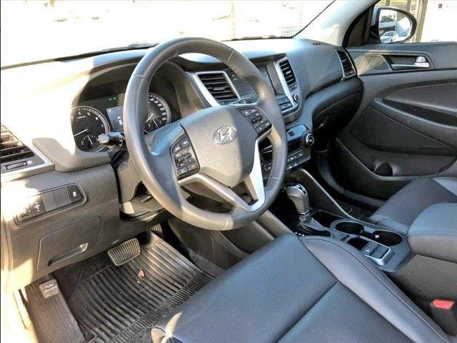 Hyundai Tucson 1.6 GLS Turbo GDI 2020 | Impecável Teto Solar Panorâmico - Foto 15