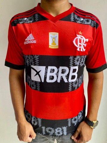 Camisa de time masculina - Foto 5