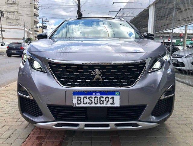 5008 2019/2019 1.6 GRIFFE PACK THP 16V GASOLINA 4P AUTOMÁTICO - Foto 2