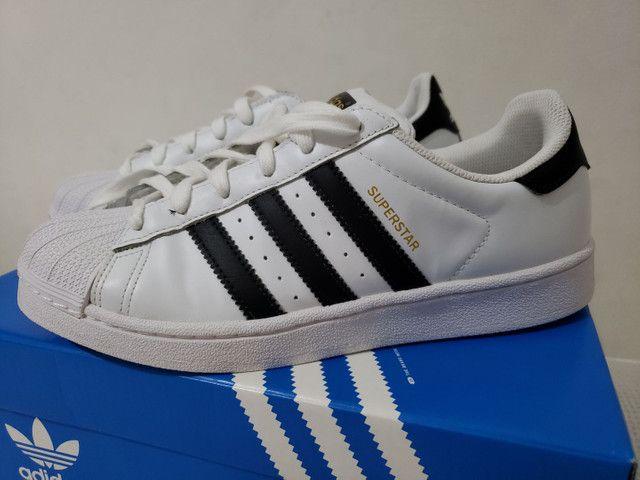 Tênis Adidas Superstar - Foto 2