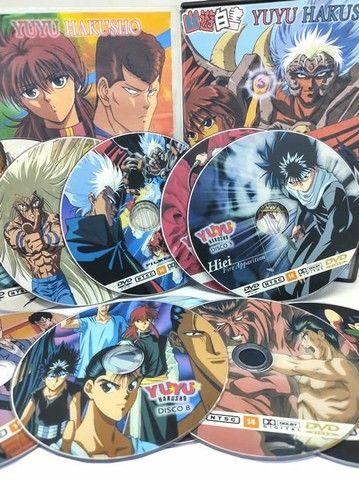 Box Dvd Yuyu Hakusho Completo Dublado + Filmes + Ovas + Extras - Foto 3