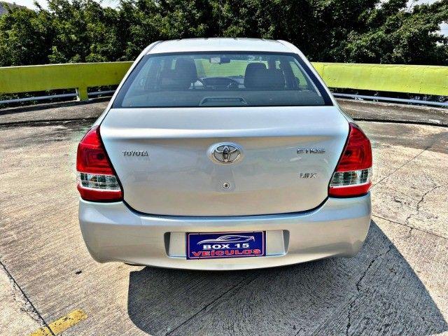 Toyota Etios sedan x1.5 única dona !!! - Foto 6