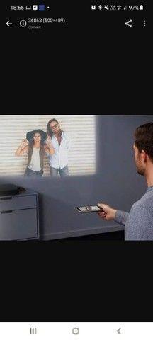 Snap projetor Moto Z2 play