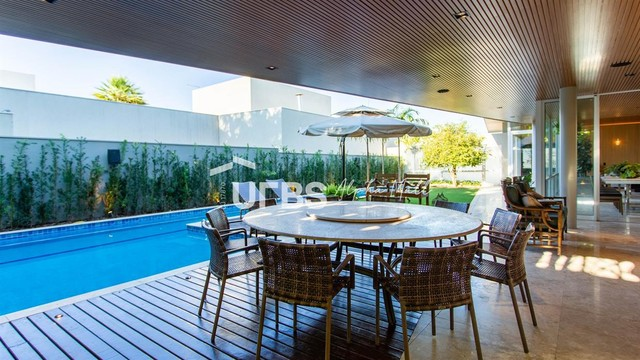 Casa de condomínio para venda tem 400 metros quadrados com 4 quartos em Jardins Paris - Go - Foto 13