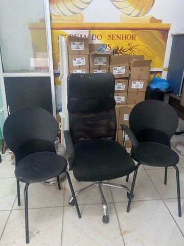 Vende-cadeiras de escritório