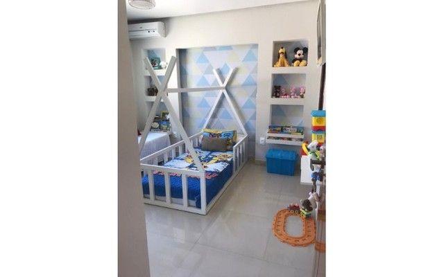 Casa duplex 4 quartos sendo 3 suítes com planejados - Foto 13