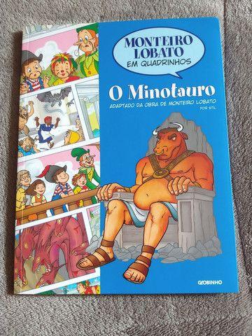 Coleção livros Monteiro Lobato - Foto 5