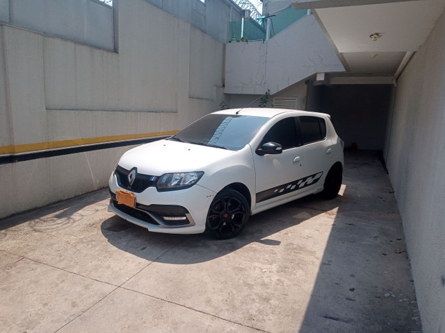 Sandero RS 2.0 2016