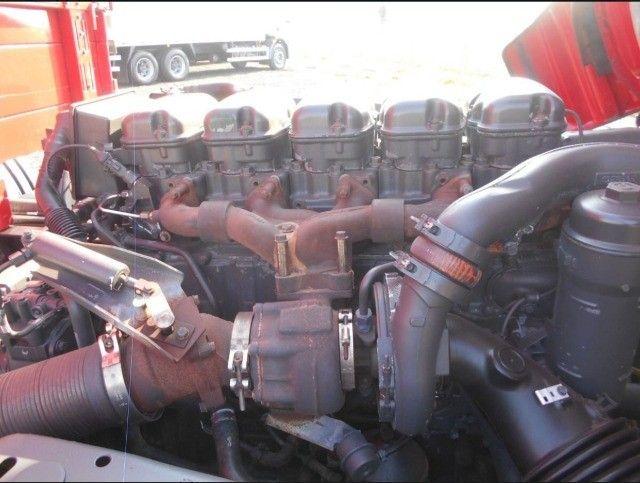 Scania P310 bitruck com carroceria e contrato de serviço(Lucas do Rio Verde) - Foto 6