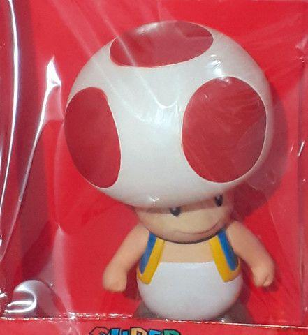 Boneco,Told, Super Mario , Grande, 23 cm, Super Size Figure, Nitendo <br> - Foto 2