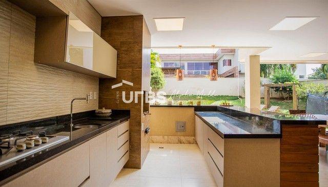 Casa de condomínio para venda com 410 metros quadrados com 4 quartos em Jardins Paris - Go - Foto 10