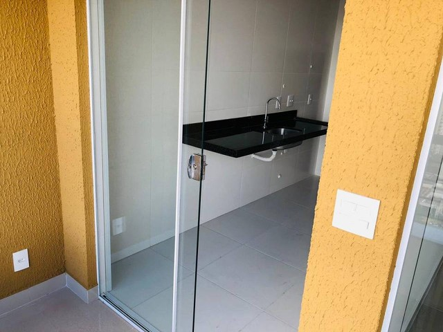 Apartamento NOVO, 3 Q. 1 suíte no Setor Oeste - Foto 13