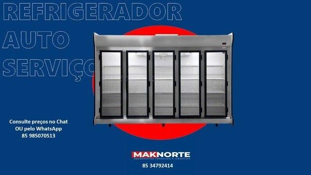 Refrigerador Expositor AutoServico Fricon