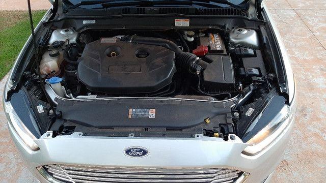 Ford Fusion Titanium 2.0 Ecoobust - Foto 7
