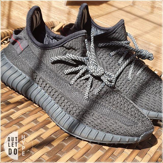 Adidas Yeezy Boost 350 V2 Black-Reflective - Foto 3