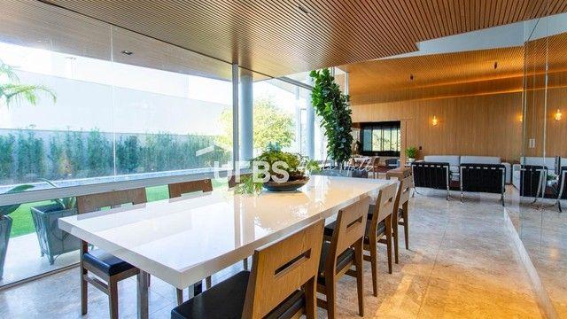 Casa de condomínio para venda tem 400 metros quadrados com 4 quartos em Jardins Paris - Go - Foto 8
