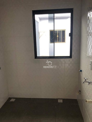 Casa com 2 dormitório à venda, 85 m² por R$ 320.000 - Jardim Ipê II - Foz do Iguaçu/PR - Foto 17