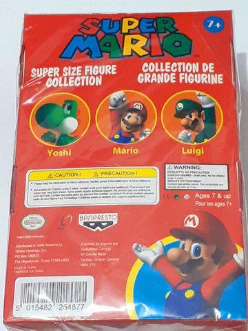 Boneco,Told, Super Mario , Grande, 23 cm, Super Size Figure, Nitendo <br> - Foto 3