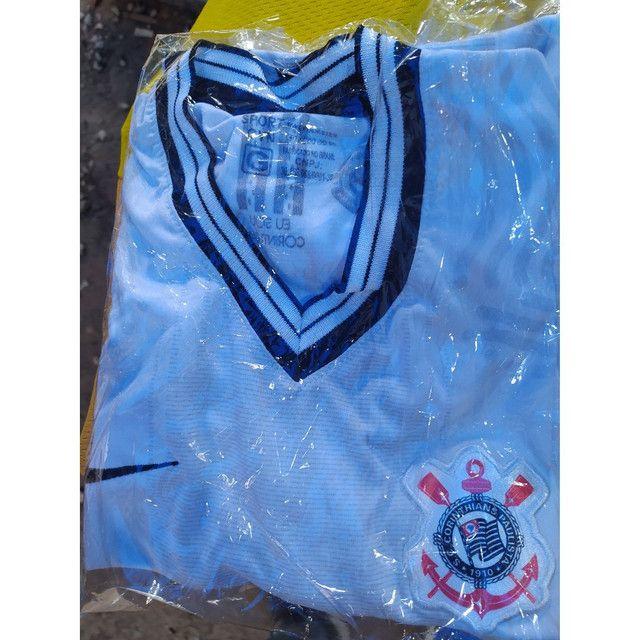 Camisas masculinas feminias e infantil