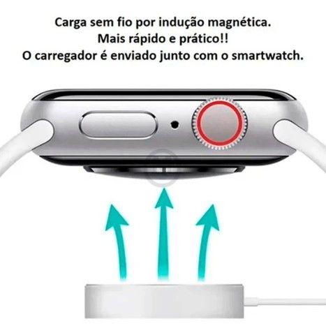 Smartwatch Iwo 13 W56 Relógio Inteligente Série 6 44mm IWO + Brindes - Foto 2