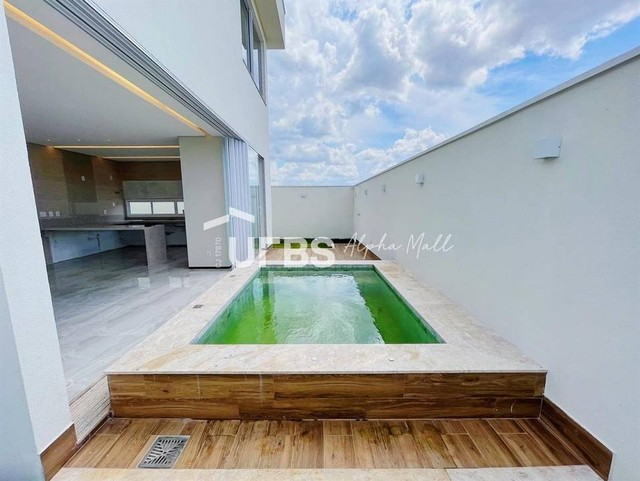 Casa de condomínio para venda com 214 metros quadrados com 3 quartos - Foto 13
