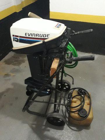 Motor de popa - Foto 2