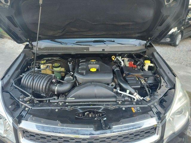 S10 LTZ 4x4 automática 2013 - Foto 16