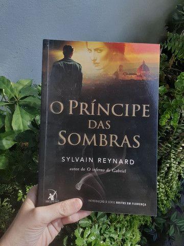 O PRINCIPE DAS SOMBRAS, POR SYLVAIN REYNARD