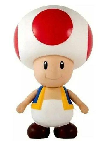 Boneco,Told, Super Mario , Grande, 23 cm, Super Size Figure, Nitendo <br> - Foto 4