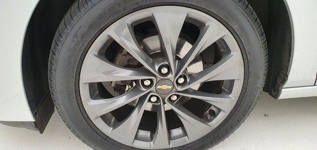 Chevrolet Cruze LTZ 1.4 Turbo 2018/2018 - Cor Prata 33.041 KM - Foto 11