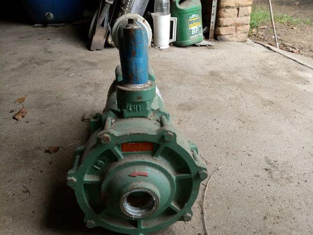 Bomba de irrigação 3cv monofásica  - Foto 6