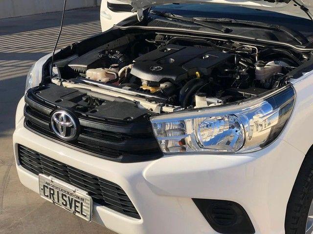 Toyota Hilux Hilux 2.8 TDI STD CD 4x4 - Foto 5