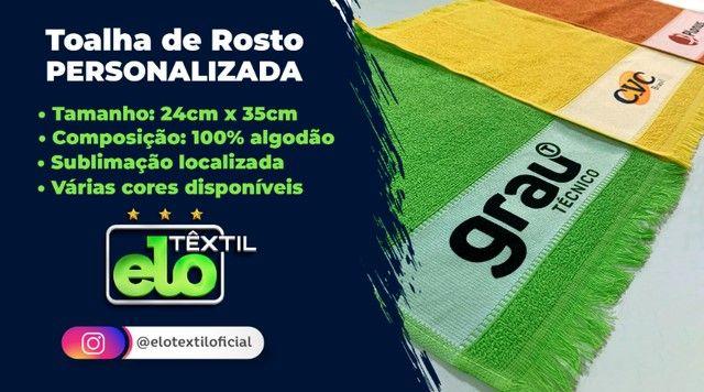 Toalha de Rosto Personalizada - Foto 5