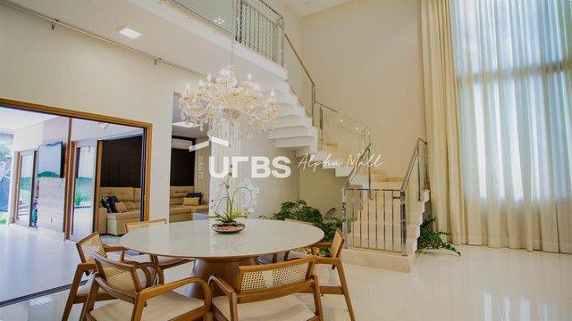 Casa de condomínio para venda com 410 metros quadrados com 4 quartos em Jardins Paris - Go - Foto 3